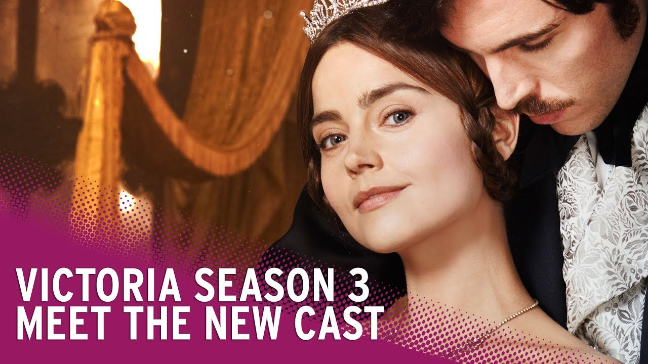 Victoria Season 3 | New Cast Revealed