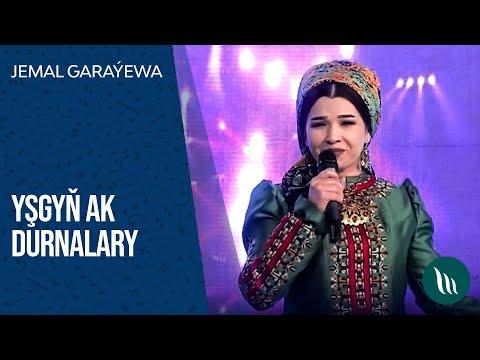 Jemal Garayewa - Yshgyn Ak Durnalary   2021
