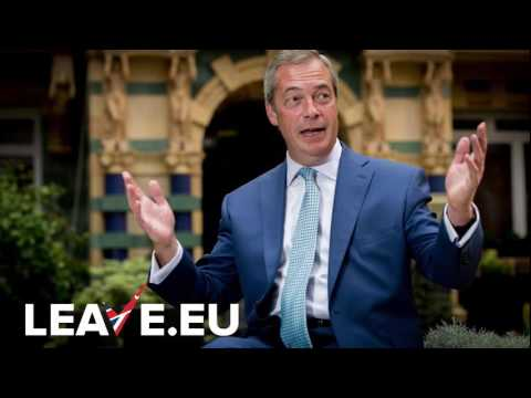 Nigel Farage on BBC Any Questions 18/11/2016