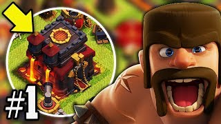 ИМБА РАССТАНОВКА #1 | НЕУБИВАЕМЫЙ 10 ТХ 😰 | CLASH OF CLANS