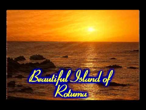 BEAUTIFUL ISLAND OF ROTUMA