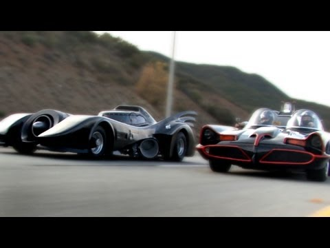 BATMOBILES RACING - Super Power Beat Down (Episode 1)