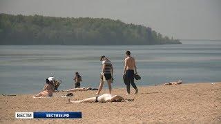 Спасатели срочно проверяют безопасность пляжей