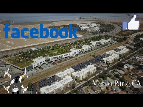 Facebook HQ - Mark Zuckerberg talks about Headquarters