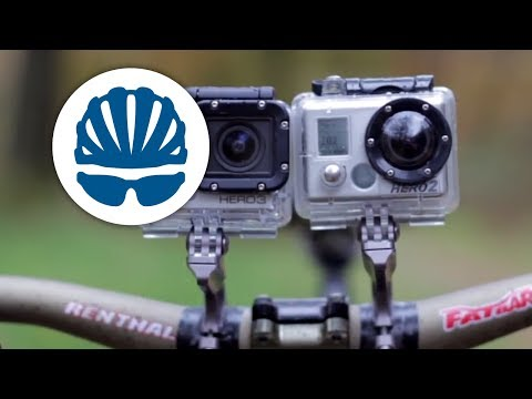 GoPro HERO3 vs. HERO2 Head-to-Head