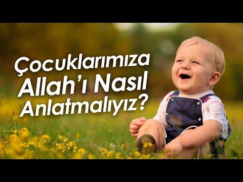 """""""Allah Kim? Allah Ne yapar? """"Diyen Çocuğa Nasıl Cevap Verilmeli ? - Adem Güneş"""