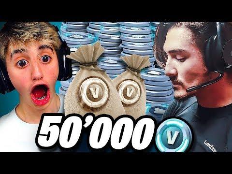 EL EXAMEN REAL de Fortnite por 50.000 PAVOS - Goorgo y Magik