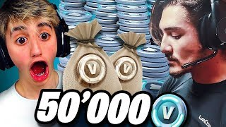 Fortnite's REAL EXAMINATION for 50,000 PAVOS - Goorgo and Magik
