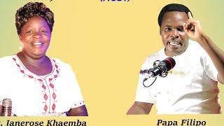 BOLELA YESU. LIVE ON A CRUSADE BY PAPA FILIPO FT PST JANEROSE KHAEMBA