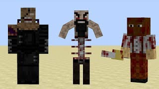 Minecraft Çok Korkunç Yaratıklar - The Resident Evil Mod