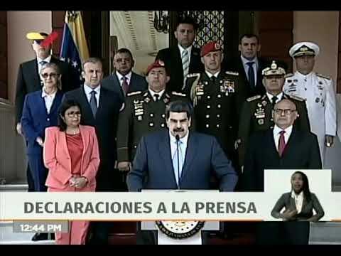 Reporte coronavirus Venezuela, 12/03/2020: Maduro anuncia emergencia sanitaria ante coronavirus
