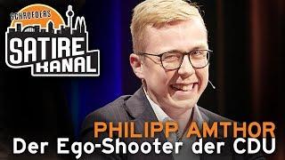 """Florian Schroeder: """"Philipp Amthor – Der Ego-Shooter der CDU"""""""