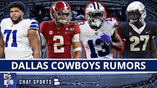 Cowboys Draft Rumors On Patric…
