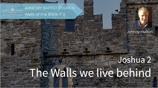 The walls we live behind - Arnesby BC Live Stream 27th September