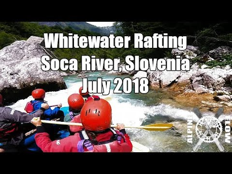 Ten Ways to Enjoy the River Soča