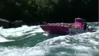 Whirlpool Jet Boat Adventure