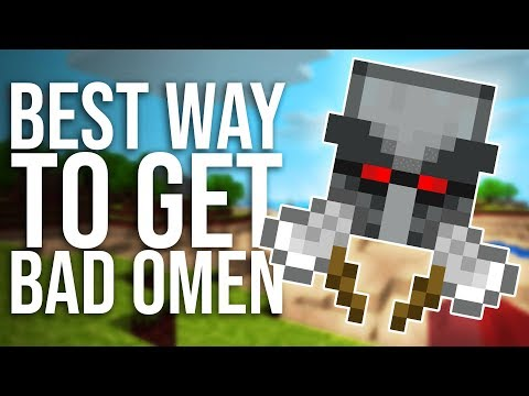 How To Get The Bad Omen Effect