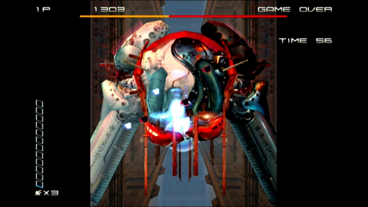 ikaruga gamecube gameplay