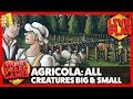 AGRICOLA: ALL CREATURES BIG AND SMALL (2 Players) - I Heart Board Games - Live Stream