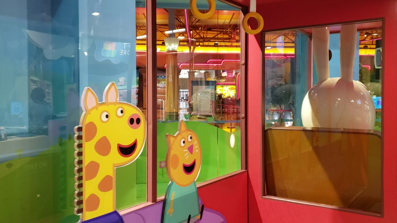 Peppa Pig Great Lakes Crossing Outlets