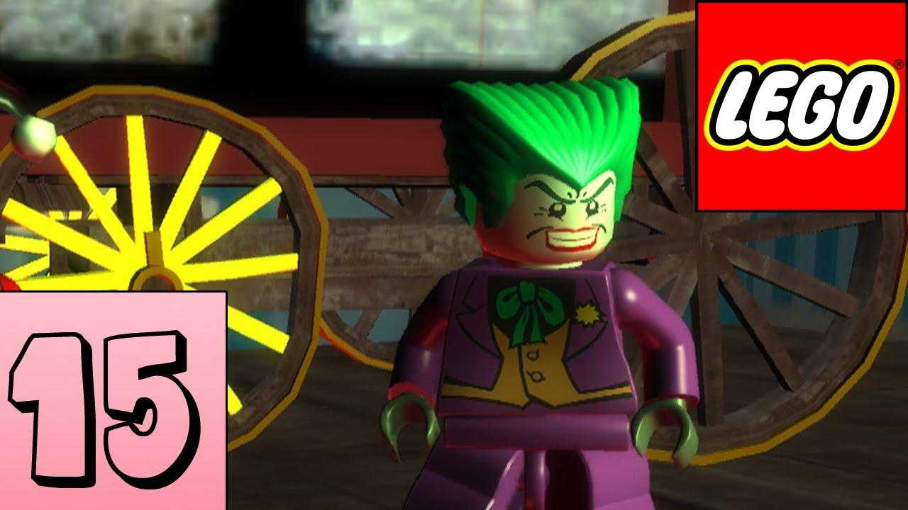LEGO: Batman The Video Game - Part 15 - The Joker - YouTube