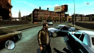 GTA 4 iCEnchancer 2.1 HD Gameplay + HD Textures MAXED OUT