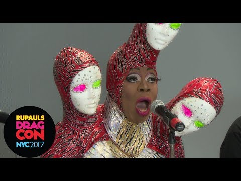 Paris Is Still Burning with Michelle Visage, Vivacious, and more! at RuPaul's DragCon NYC 2017