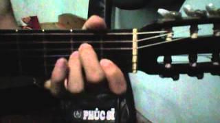 Còn nguyên vết thương sâu - [guitar]