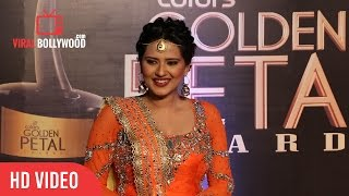 Kratika Sengar - Kasam | Colors Golden Petal Awards 2016 | Viralbollywood