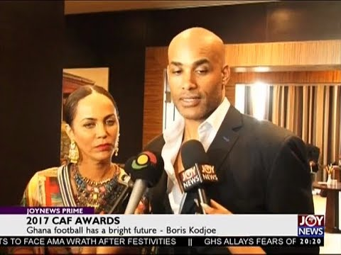 2017 CAF Awards - Joy Sports Prime (2-1-18)