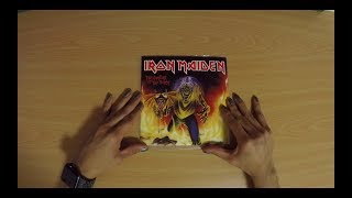 Unboxing: Iron Maiden - The number of the Beast 7'' Vinyl Single