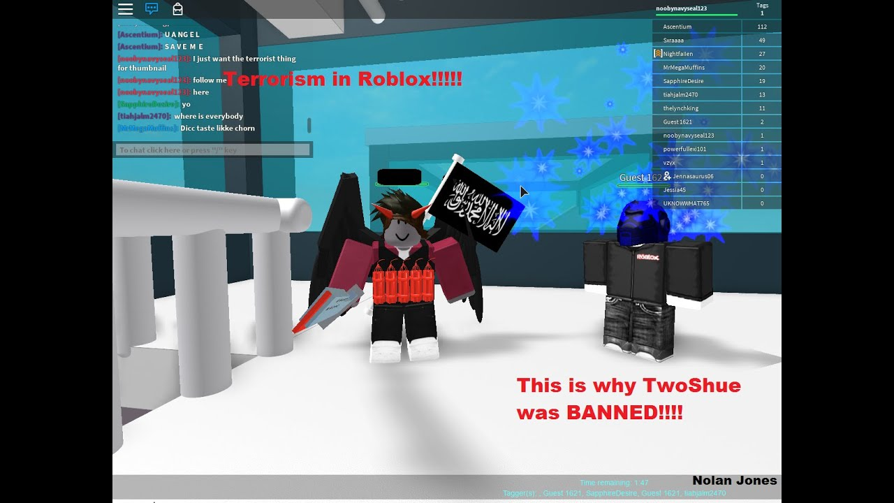 Isis In Roblox Youtube