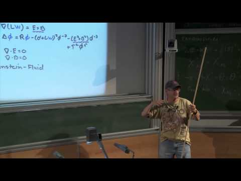 Jim Isenberg - The Conformal Method and Solutions of the Einstein Constraint Equation