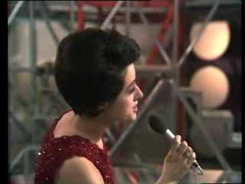 Renate Kern  Du mußt mit den Wimpern klimpern 1969