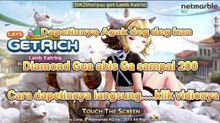Let's Getrich   Rilis Character Lamb katrina sang gembala cantik