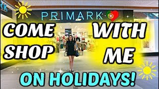 Primark Come Shopping With Me September 2018 VLOG |