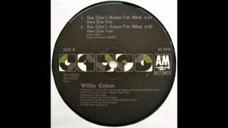 Willie Colón -- She Don