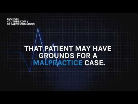 Facts about Medical Malpractice : The Law Office of George S. Johnson