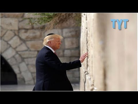 Israel Prevents Female Reporters From Covering Trump, Media Silent