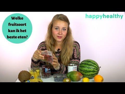 Fruit: Welke Soort