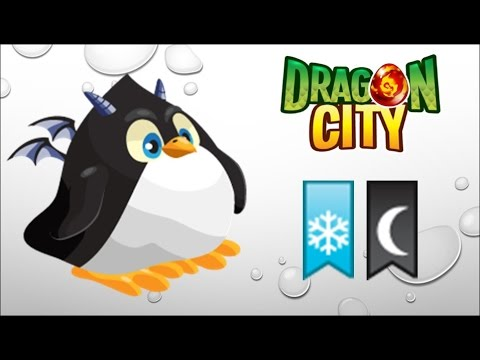 how to get penguin dragon in dragon city