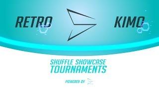 Retro vs Kimo   Shuffle Showcase Tournaments   NYC