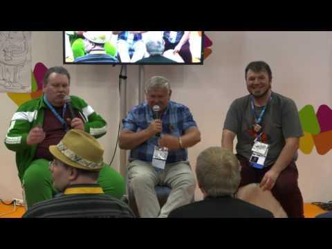 Retroblah @ Gamescom: Interview Petro Tyschtschenko