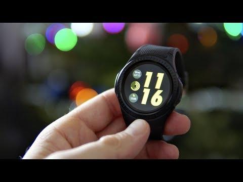 Decent $47 Smartwatch with GPS - Microwear L1 Smartwatch Review