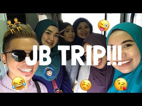 SHORT TRIP TO JB!!!