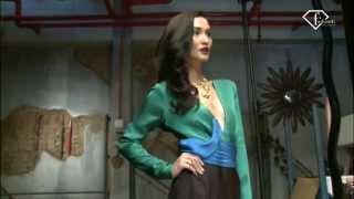 Atiqah Hasiholan Fashion TV Indonesia