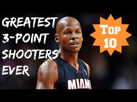 Top 10 Greatest 3-Point Shooters In NBA History (Viewer Vote!)