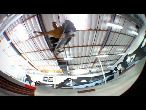 Afternoon In The Park: Ryan Spencer - TransWorld SKATEboarding