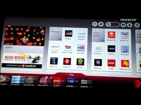 Comment installer et configurer IPTV a SmartTV avec app SS.IPTV