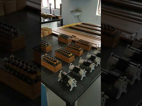 Essantial Basic Equipments Of Physics Lab/ Suditi Global Academy/class 9 To 12